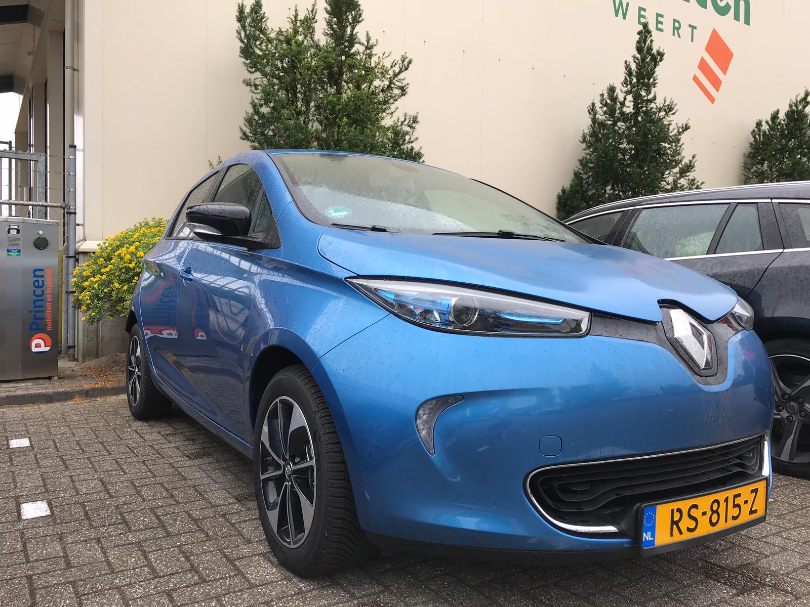 Primeur voor Limburg: eerste elektrische deelauto in Weert